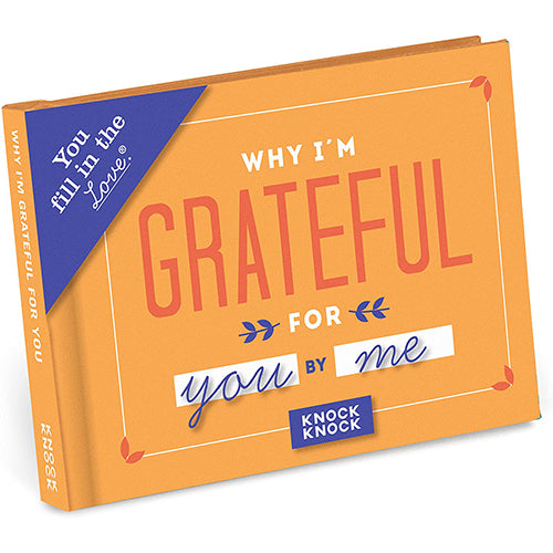 Why I'm Grateful for You and Me - Fill in the Love