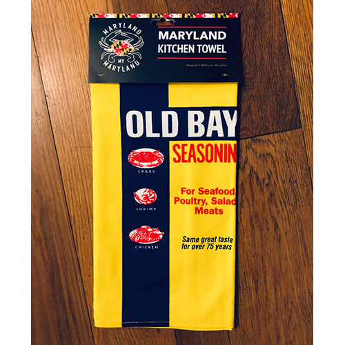 Old Bay Kitchen Towel