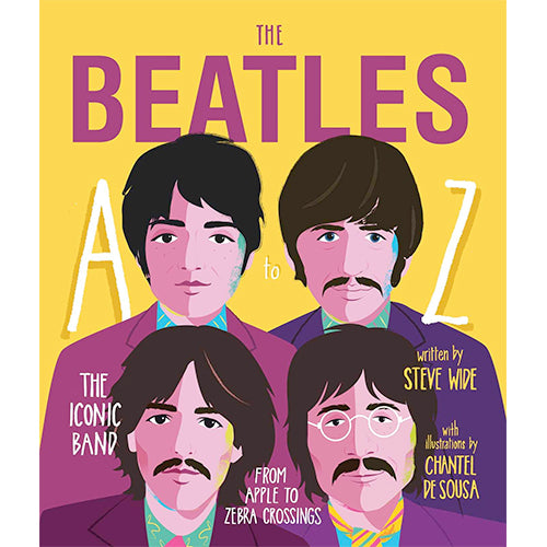 The Beatles A to Z: The Iconic Band