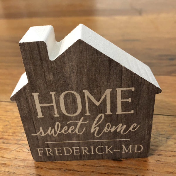 Home Sweet Home Frederick MD Block