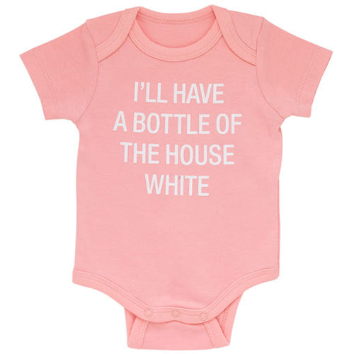 I'll Have a Bottle of the House White Bodysuit