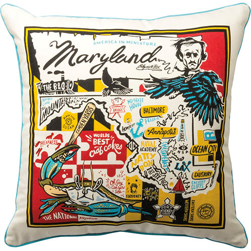 Super Maryland Pillow