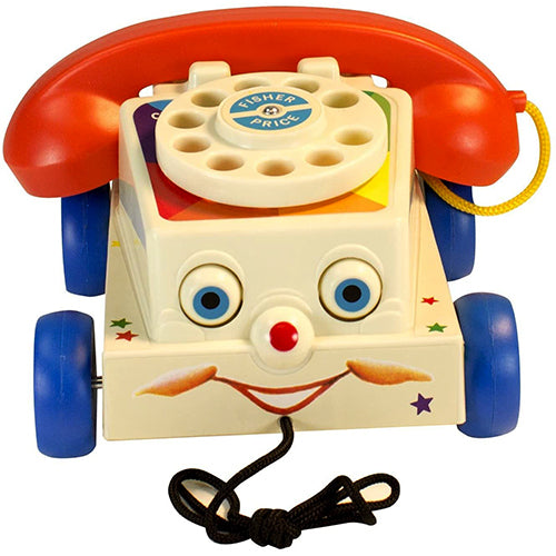 Fisher Price Classic Toys - Retro Chatter Phone