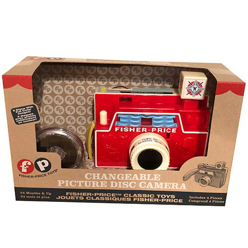 Fisher Price Classic Toys - Picture Disk Camera