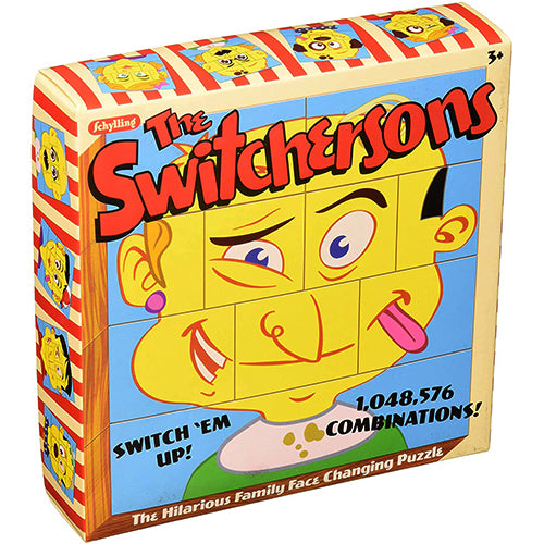 The Switchersons - Face Changing Puzzle