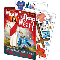 Jesus Magnetic Dress Up Set