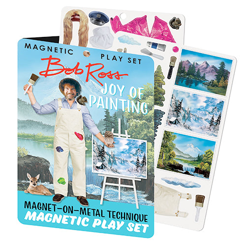 Joy of Painting Magnetic Dress Up Set