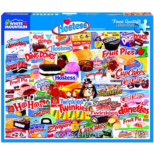 Hostess Puzzle - 1000 piece