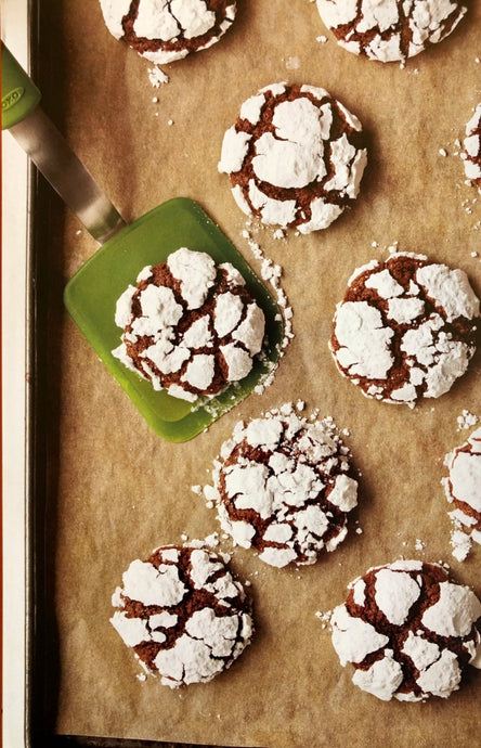 Perfect Chocolate Crinkles