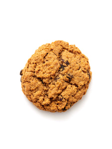 Gina's Chewy Oatmeal Raisin Cookies
