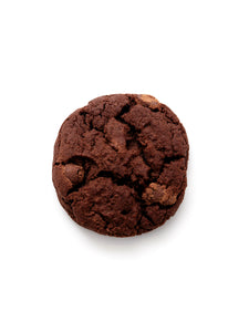 Aidan's Triple Chocolate Chunk Cookies