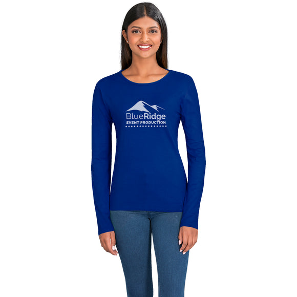 Ladies Long Sleeve Altitude T-Shirt
