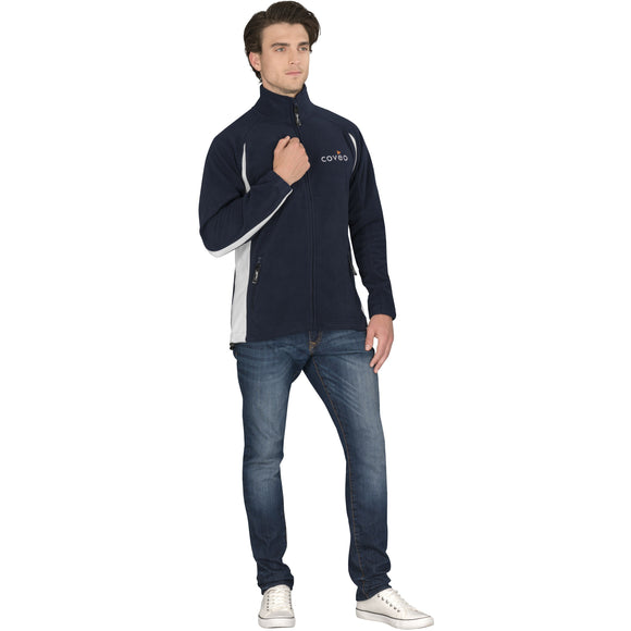 Mens Apex Micro Fleece Jacket