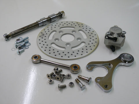 Disc Brake Kit For Springer Front Ends