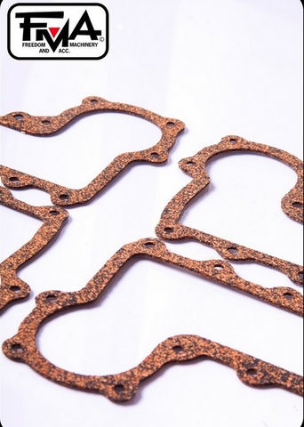 Knucklehead Cork Rocker Tin Gasket Set