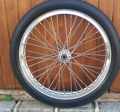 Excel High Shouldered Aluminum Rims