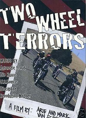 Two Wheel Terrors DVD