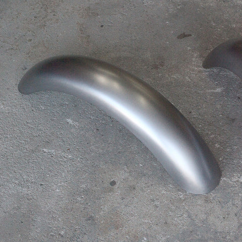 Cooper Smithing Co. Handmade Smooth Steel Rear Fender