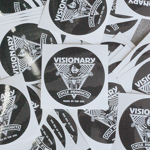 VCP Cyclops Logo Sticker