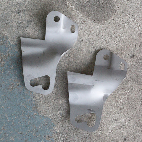 VCP OEM Replica Later Panhead & Shovelhead Top Motor Mount Stampings