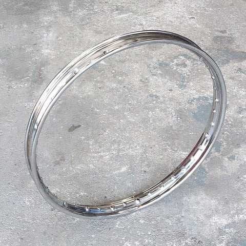 Dunlop Replica Steel Chrome Rims