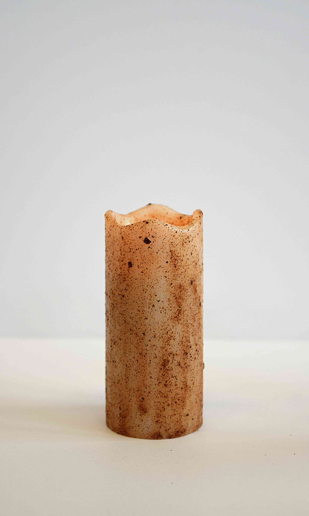 Mini Pillar Candle