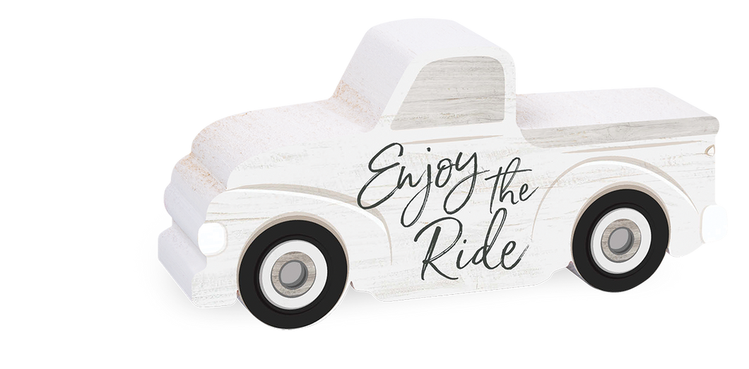 Enjoy The Ride - Sign