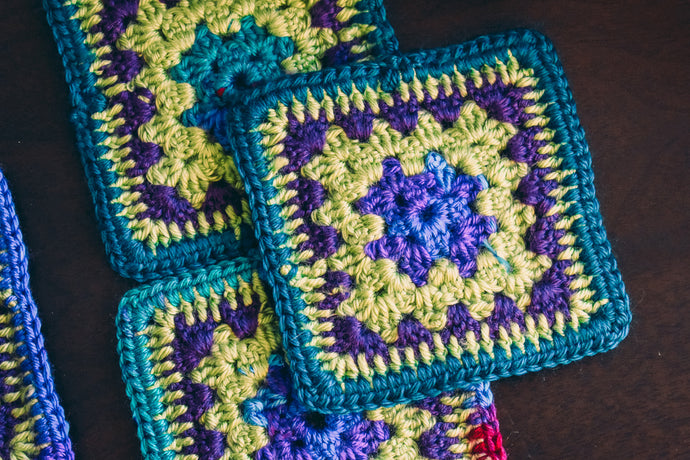 Granny Square Day - My Favorite Crochet Style