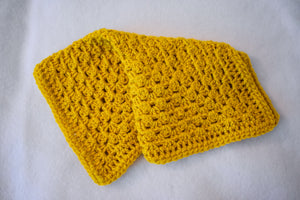 Goldenrod Cat Mat