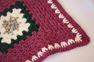 Rosy Pink Multicolor Cat Mat