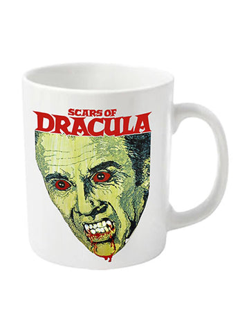 Scars Of Dracula mug - Planet Superhero