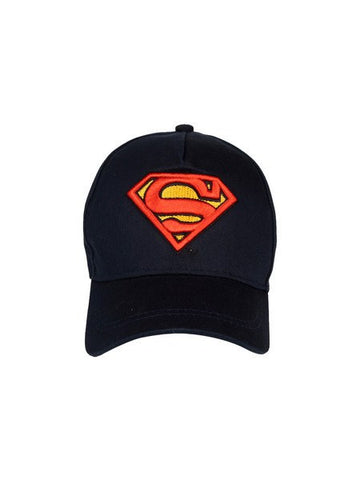 Superman Navy Blue Cap - Planet Superhero