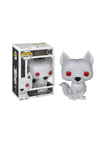 Game of Thrones Ghost Pop! Vinyl Figure - Planet Superhero