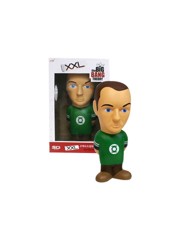 Big Bang Theory - Stress Doll Sheldon Cooper - Planet Superhero