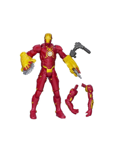 Marvel Iron Man 3 Assemblers Crosscut Figure - Planet Superhero