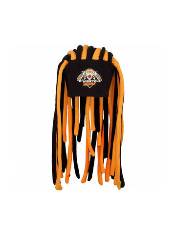 NRL West Tigers Dreadlock Fun Hat - Planet Superhero