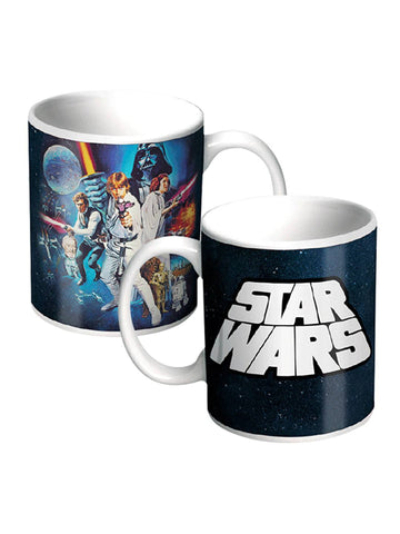 Star Wars - Musical Coffee Mug - Planet Superhero