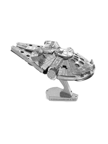 Metal Earth - Star Wars Millennium Falcon Model Kit - Planet Superhero