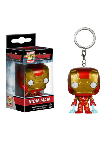 Avengers 2: Age of Ultron - Iron Man Pop! Keychain - Planet Superhero