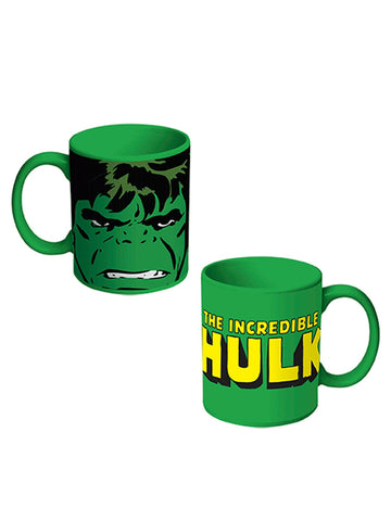 The Hulk Green Coffee Mug - Planet Superhero