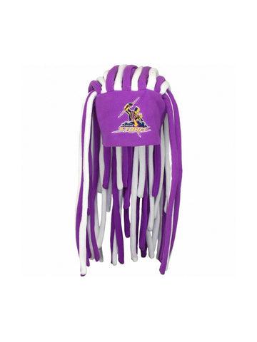 NRL Melbourne storm dreadlock Fun hat - Planet Superhero
