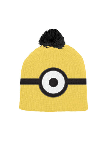 One eye Minion Beanie - Planet Superhero