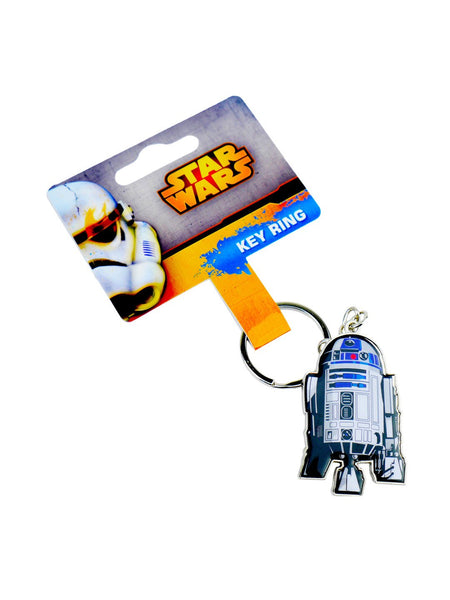 Star Wars R2D2 car house collectable keyring. - Planet Superhero