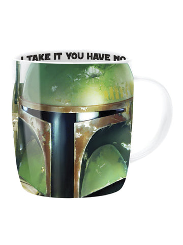 Star Wars Boba Fett Mug - Planet Superhero
