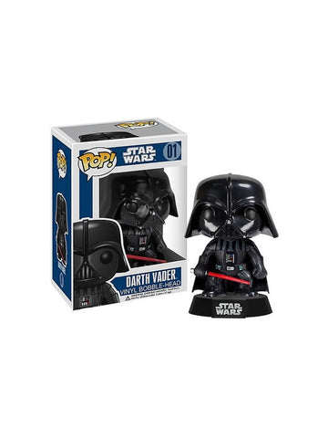 Star Wars Darth Vader Pop Vinyl Figure Bobble Head - Planet Superhero