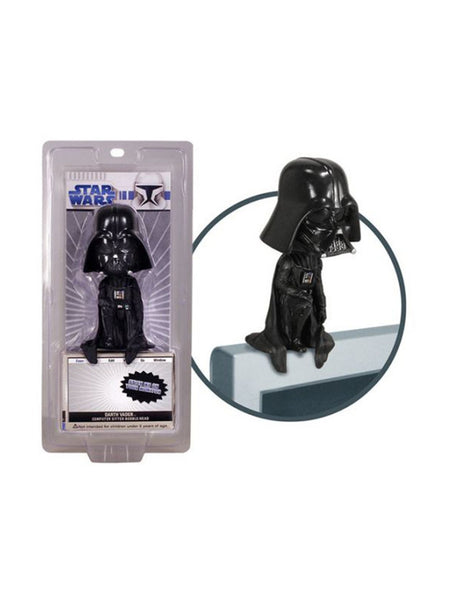 Star Wars Darth Vader Computer Sitter Bobble Head - Planet Superhero