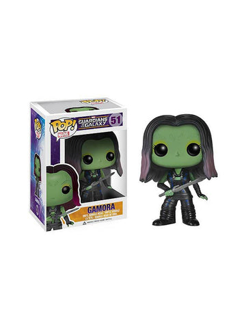 Guardians of the Galaxy Gamora Pop! Vinyl Figure - Planet Superhero