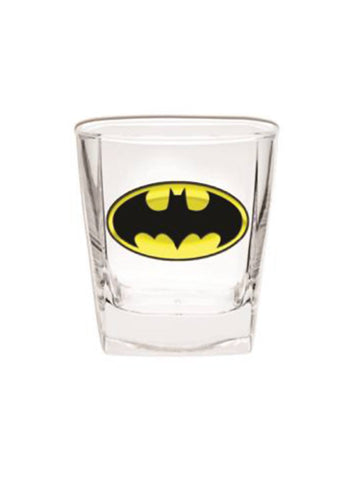 Batman S/2 Badge Glass - Planet Superhero