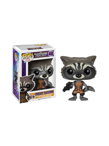 Guardians of the Galaxy Rocket Raccoon Pop! Vinyl - Planet Superhero