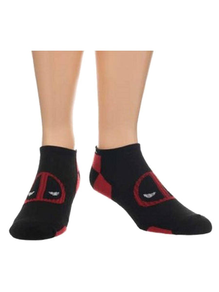 Marvel Deadpool Ankle Socks - Planet Superhero